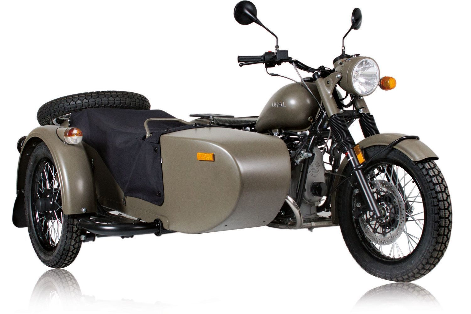 Review of Ural motorcycles, part 2 | PowerSport